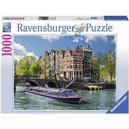 Ravensburger Canal Cruise in Amsterdam 1000 Pieces
