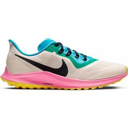 Nike Air Zoom Pegasus 36 Trail M - Light Orewood Brown/Pink Blast/Blue Lagoon/Black