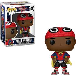 Funko Pop! Marvel Spider-Man into the Spiderverse Miles Morales Cape