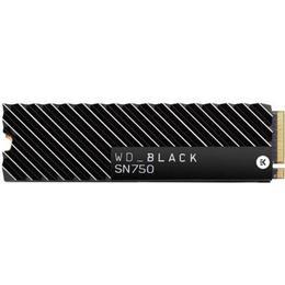 Western Digital Black SN750 NVMe WDS200T3XHC 2TB
