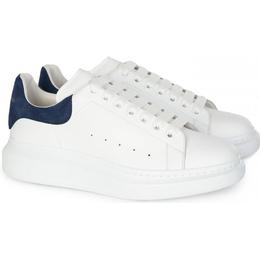 Alexander McQueen Oversized Sneaker M - White/Worker Blue