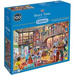 Gibsons Story Time 1000 Pieces