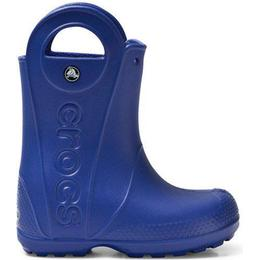 Crocs Kid's Handle It Rain Boot - Cerulean Blue