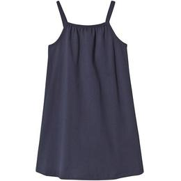 A Happy Brand Gathered Tank Dress - Navy (372587)