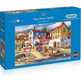 Gibsons The Four Bells 2000 Pieces
