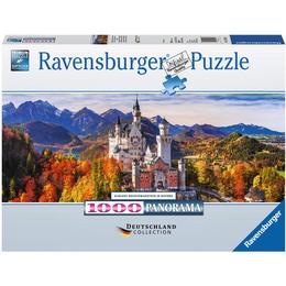 Ravensburger Neuschwanstein Castle in Bavaria 1000 Pieces