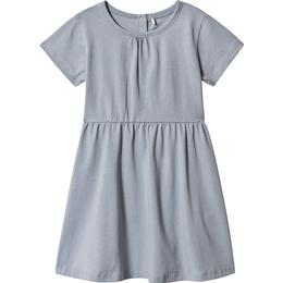 A Happy Brand Short Sleeve Dress - Grey (372557)