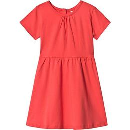 A Happy Brand Short Sleeve Dress - Red (372563)