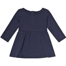 A Happy Brand Baby Dress - Navy (372207)