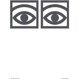 Olle Eksell Ögon Cacao 1956 One Eye 50x70cm Posters
