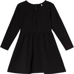 A Happy Brand Long Sleeve Dress - Black (372228)