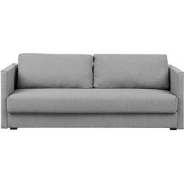 Beliani Eksjo Sofa Bed 3 Seater