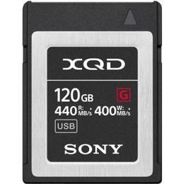 Sony XQD G 440/400MB/s 120GB
