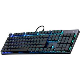 Cooler Master SK650 Cherry MX Low Profile Red (English)