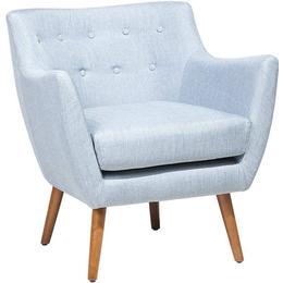 Beliani Drammen Polyester Armchair