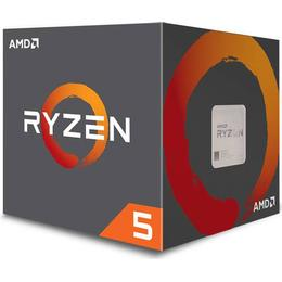 AMD Ryzen 5 2600X 3.6GHz Socket AM4 Box
