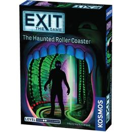 Exit: The Game The Haunted Roller Coaster