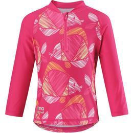 Reima Tuvalu Swim Shirt - Candy Pink (516445-4414)