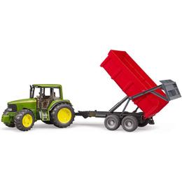 Bruder John Deere 6920 Tractor with Tipping Trailer 02057