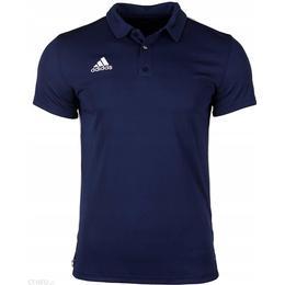 Adidas Core 18 Climalite Polo Shirt Men - Dark Blue/White