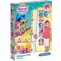 Clementoni Shimmer & Shine Measure Me 30 Pieces