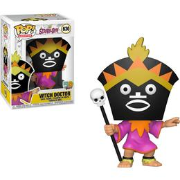 Funko Pop! Animation Scooby Doo Witch Doctor