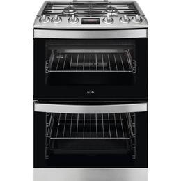 AEG CGB6130ACM Black, Stainless Steel