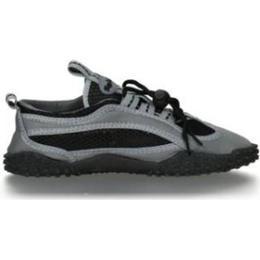 Playshoes Aqua - Grau