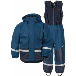 Didriksons Boardman Kid's Set - Hurricance Blue (502685-343)
