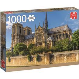 Jumbo Notre Dame Paris 1000 Pieces
