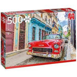 Jumbo Havana Cuba 500 Pieces
