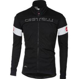 Castelli Transition Jacket Men - Black/White