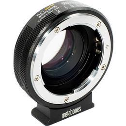 Metabones Speed Booster Ultra Nikon F to MFT Lens mount adapter