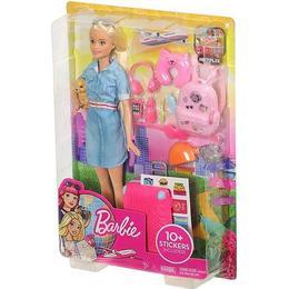 Mattel Barbie Travel Doll