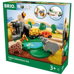 Brio Safari Adventure Set 33960