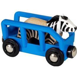 Brio Zebra & Wagon 33967