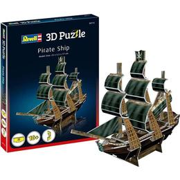 Revell 3D Puzzle Pirate Ship 24 Pieces