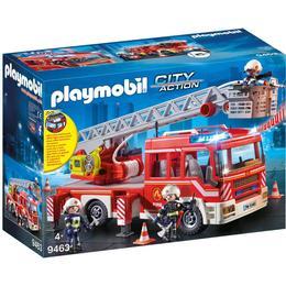 Playmobil Fire Ladder Unit 9463