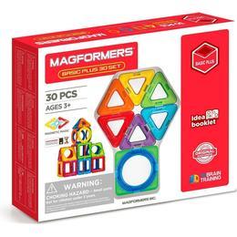 Magformers Basic Plus 30pcs