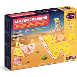 Magformers My First Sand World 30pc Set