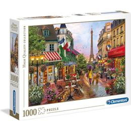 Clementoni High Quality Collection Flowers in Paris 1000 Pieces