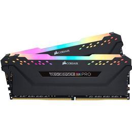 Corsair Vengeance RGB LED Pro Black DDR4 3600MHz 2x8GB (CMW16GX4M2Z3600C18)