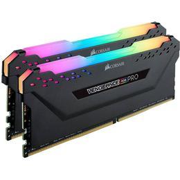 Corsair Vengeance RGB LED Pro Black DDR4 3600MHz 2x8GB (CMW16GX4M2D3600C18)