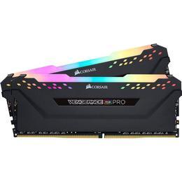 Corsair Vengeance RGB LED Pro Black DDR4 3200MHz 2x16GB (CMW32GX4M2Z3200C16)