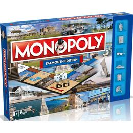 Winning Moves Ltd Monopoly: Falmouth Edition
