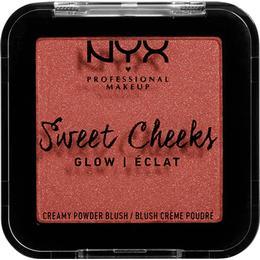 NYX Sweet Cheeks Creamy Powder Blush Glow Summer Breeze