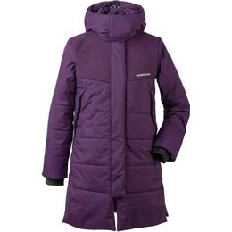 Didriksons Sherin Girl's Puff Parka - Berry Purple (502619-074)