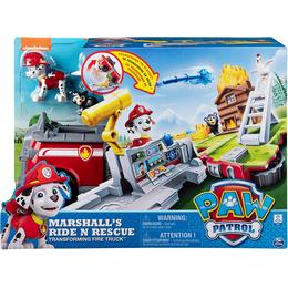 Spin Master Paw Patrol Marshall's Ride n Rescue Vehicle