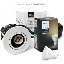 Philips Hue White Ambiance LED Lamp 5.5W GU10