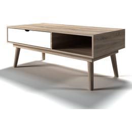 LPD Furniture Scandi 120cm Coffee Tables